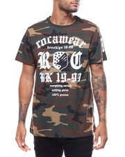 T-Shirts - 100 PROOF SS CREW-2272057