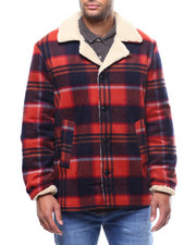ROLLAS - OLD MATE SHERPA COAT-2271898