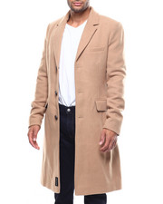 Heavy Coats - CAMEL WOOL COAT-2272161