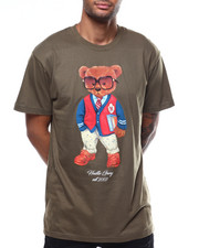 Hustle Gang - HUSTLE BEAR PREP SS TEE-2271621