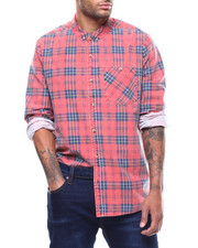 ROLLAS - TRADIE CHECK LENNOX SHIRT-2271798