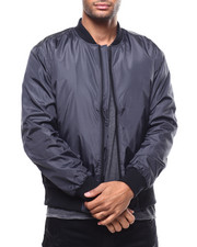 Buyers Picks - Brimstone MicroHoundstooth Nylon Bomber Jacket-2272149