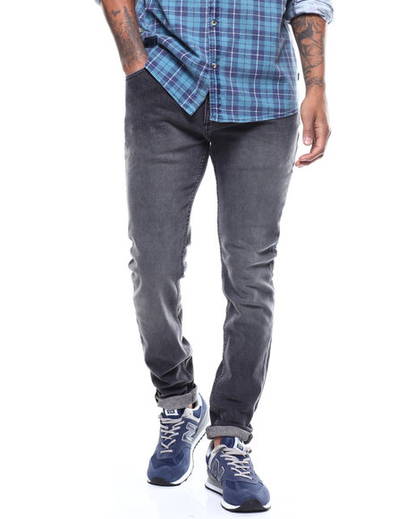 ROLLAS - STINGER SKINNY FIT STONE FREE JEAN
