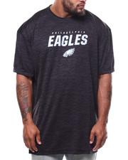 NBA, MLB, NFL Gear - Eagles S/S Ultra Streak Tee (B&T)-2271290