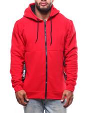 SWITCH - Full Zip Hoodie/Fashion Zipper Trim (B&T)-2272193