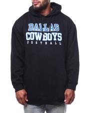NBA, MLB, NFL Gear - Cowboys Pullover Hood w/ Screen (B&T)-2271318