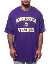 NBA, MLB, NFL Gear - Vikings S/S Team Tee (B&T)-2271307