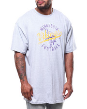 NBA, MLB, NFL Gear - Vikings HT Grey Tee (B&T)-2271301