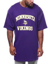 NBA, MLB, NFL Gear - Vikings S/S Team Color Tee (B&T)-2271268
