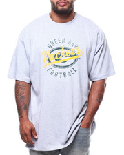 NBA, MLB, NFL Gear - Packers HT Grey Tee (B&T)-2271246