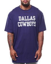 NBA, MLB, NFL Gear - Cowboys S/S Screen Print Tee (B&T)-2271235
