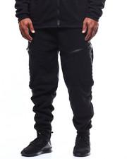 Big & Tall - Fleece Jogger/Zipper Trim (B&T)-2272203