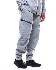 Big & Tall Faves - Fleece Jogger/Zipper Trim (B&T)-2272228