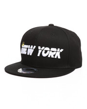 Buyers Picks - NYC Snapback Hat-2268792