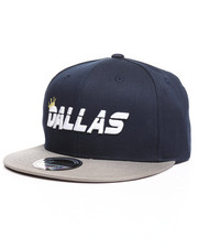 Buyers Picks - Dallas City Snapback Hat-2268798
