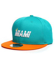 Buyers Picks - Miami City Snapback Hat-2268795
