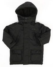 Nautica - Outerwear Ballistic Snorkel Jacket (2T-4T)-2270709