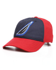 Dad Hats - Nautica Color Block Cap-2268787