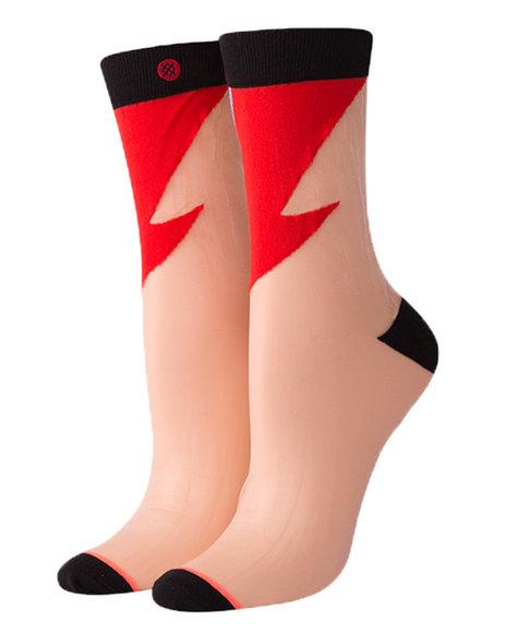 Stance Socks - David Bowie Rebel Rebel Socks