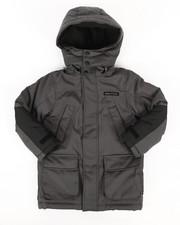 Nautica - Outerwear Ballistic Snorkel Jacket (4-7)-2270718