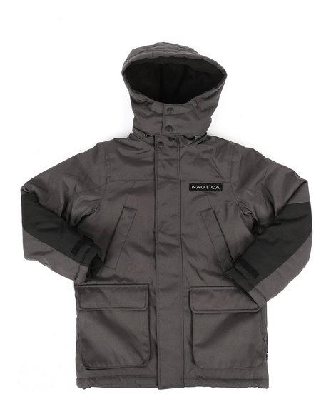 Nautica - Outerwear Ballistic Snorkel Jacket (8-20)