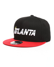 Buyers Picks - Atlanta City Snapback Hat-2268796