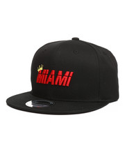 Buyers Picks - Miami City Snapback Hat-2268794