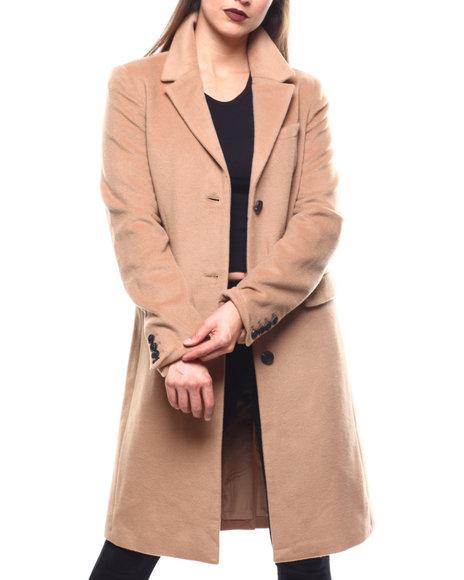 Calvin Klein - Ota Wool Crombie Jacket