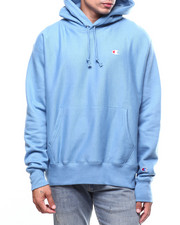 Champion - REVERSE WEAVE PULLOVER HOODIE W C CHEST LOGO-2269975