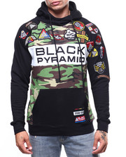 Black Pyramid - BP MILITARY HOODIE-2272631