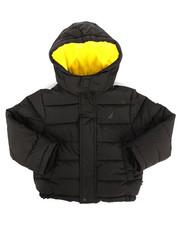 Nautica - Outerwear Bubble Jacket (2T-4T)-2270689