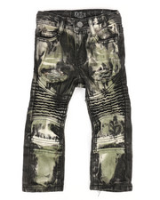 Sizes 2T-4T - Toddler - Moto Rip And Repair Jeans (2T-4T)-2270386