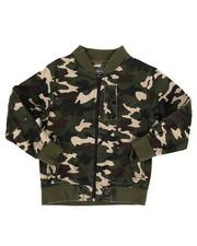 Outerwear - Light Weight Twill Jacket (4-7)-2268921