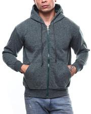 Buyers Picks - Heathered Zip up Hoodie-2273125