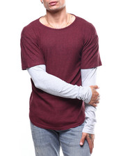 Shirts - Double Layer LS Tee-2272905