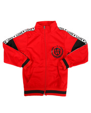 Track Jackets - Color Block Tricot Jacket (4-6X)-2269690