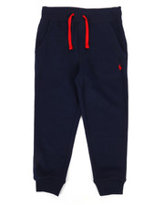 Polo Ralph Lauren - Seasonal Fleece Po Sweatpants (4-7)-2270433
