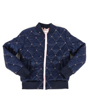 Light Jackets - Quilted Bomber Jacket (7-16)-2272181