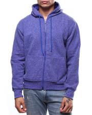 Buyers Picks - Heathered Zip up Hoodie-2273114