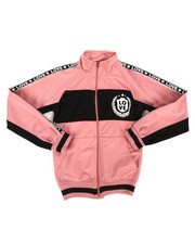 Activewear - Color Block Tricot Jacket (7-16)-2269702