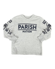 Tops - Long Sleeve Jersey Tee (2T-4T)-2269716