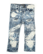 Sizes 2T-4T - Toddler - Moto Rip And Repair Jeans (2T-4T)-2270395