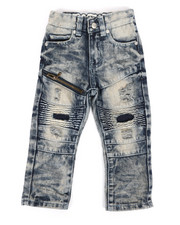 Bottoms - Rip & Repair Jeans (2T-4T)-2272285