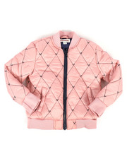 True Religion - Quilted Bomber Jacket (4-6X)-2272206