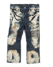 Bottoms - Rip And Repair Moto Jeans (2T-4T)-2270412