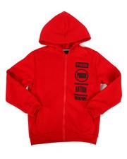 Parish - Classic Full Zip Hoodie (8-20)-2269873
