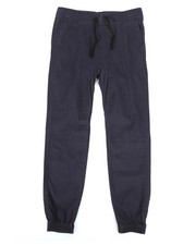 Bottoms - Basic Twill Jogger Pants (8-20)-2272003