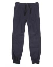 Brooklyn Cloth - Basic Twill Jogger Pants (8-20)-2272003