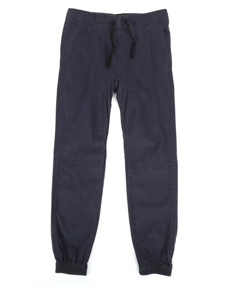 Brooklyn Cloth - Basic Twill Jogger Pants (8-20)