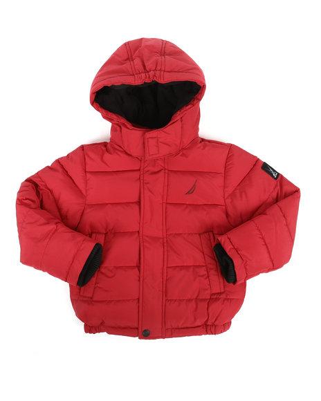 Nautica - Outerwear Bubble Jacket (4-7)
